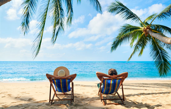 28 Tage Urlaub im Jahr